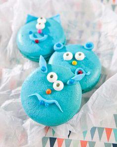 Monster macarons