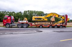 Cat Excavator, Benne, Engin, Construction, Heavy Equipment, Big Trucks, Caterpillar, Transportation, Hobbies