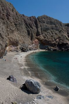 Milos Beach - Together we can design your next authentic, memorable, Greek holiday! bluetravels.co.uk