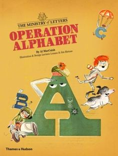 size 40 08dfd 744dd Operation Alpahabet - Mystery, Intrigue and letter learning fun! The Secret  Book, Learning