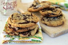 ... chocolate chip cookies ever according to the New York Times... we