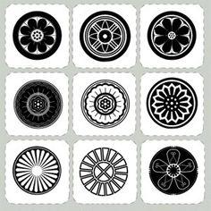 Korean traditional patterns