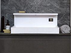 vasque-design-mg12-jp-blanche-robinetterie-encatrée-carrelage-mural-marbre