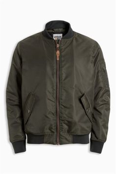 Yet to add a bomber jacket to his wardrobe? Here's the one he needs!