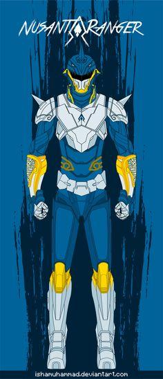 George saa Nusa-blue