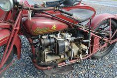 Indian 4 Rider -