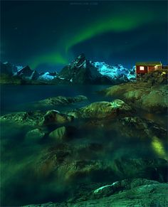 House Near Water, Professional Photographer, Nature, Northern Lights, Sunrise, Clip Art, Tours, Country, World