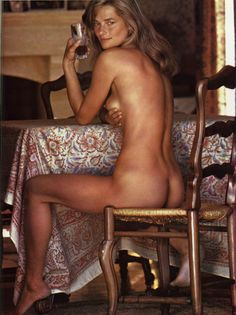 1974 Charlotte Rampling for Playboy
