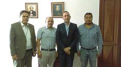 El coordinador de asesores del Gobierno de Michoacán, aseguró que la administración estatal mantiene coordinación con organizaciones sociales; en esta ocasión se reunió con los líderes del Sitraicatmi y de ...