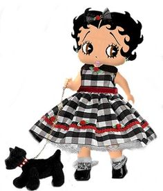 Betty Boop By Marie