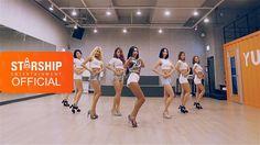 """SISTAR members """"Shake It"""" in energetic dance practice video"""
