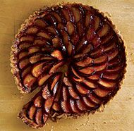 This tart crust is every pastry-phobe's dream: you pat it into the pan—no rolling involved.