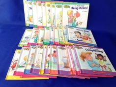 New Help Me Be Good Books by Joy Berry Complete Set of 29 New Hardcover Series