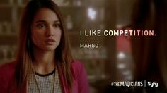 The Magicians-margo
