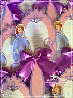 Karina Nebot: Espectacular cumpleaños con la Princesa Sofía