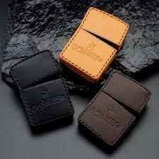 Image result for leather zippo case