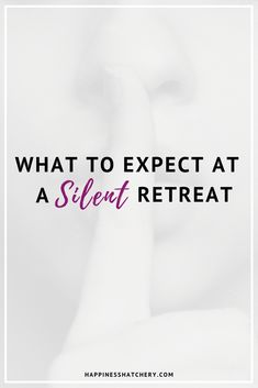 Way before I was meditating regularly, I had wanted to attend a silent retreat. When the opportunity to attend a single day silent meditation retreat presented itself, I was excited. Day Of Silence, Habit Formation, Good Habits, Healthy Habits, Meditation Retreat, Personal Development Books, Self Compassion, Live Happy, Mindful Living