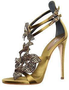 Retail $2890 GIUSEPPE ZANOTTI Women's Designer Sandals NEW ARRIVAL WINTER COLLECTION Buy It Now $1,999.00
