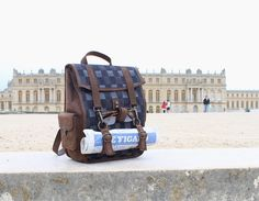 Less then 12 hours and we'll be on-line with this beauty!! 🌎🌍🌏 www.kjoreproject.com/backpacks #Kjøre #kjoreproject #france #europe #versailles #photo #canon #instagram #friends #igers #handmade #wallets #accessories #vibram #shoes #backpacks #denim #canvas #wool #premium #newzealand #natural #evolution #leather #f4f #tbt #love #minimal #design @kjoreproject