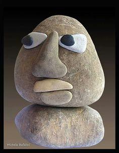 Pebble art!