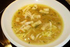 Cibulačka s celerem Soup, Ethnic Recipes, Soups