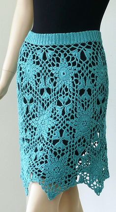 Ravelry: Galaxy Skirt pattern by Doris Chan