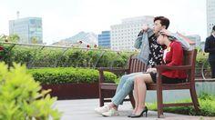 Korean Drama 2017, Korean Dramas, Korean Actors, Fight My Way Kdrama, Park Seo Joon, Kbs Drama, Kim Ji Won, Behind The Scenes, Tv Series