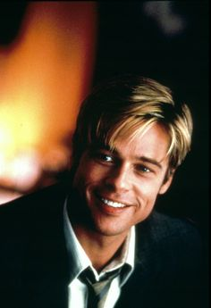 Brad Pitt in Meet Joe Black directed by Martin Brest, 1998