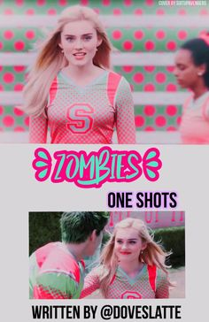 ONE SHOTS   one shots on the brand new Disney channel movie ZOMBIES ?… #fanfiction #Fanfiction #amreading #books #wattpad