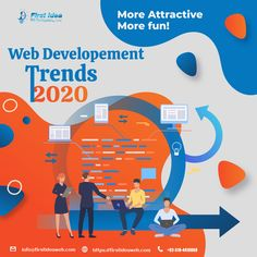 The Future of Web Design & Development & Trends in