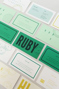 Ruby Business Cards – Hands-On