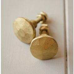 Cabinet Knob - Brass