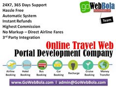 Leading Travel Portal Solution in India
