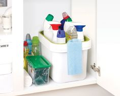Joseph Joseph Clean&Store™ | Cleaning bucket & storage caddy