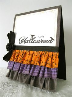 Halloween | Clare's creations