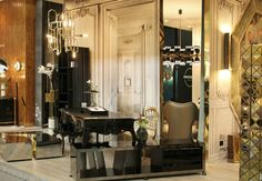 Maison et Objet is Boca do Lobo's first tradeshow this year, a celebration of luxury design and furniture, with the presentation of five new design pieces.