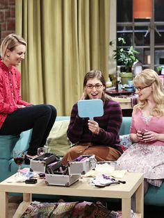"""Nachdem wir euchgezeigt haben, wie heiß die """"The Big Bang Theory""""-Jungs im…"""