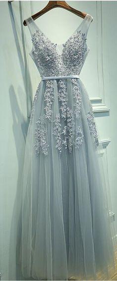 A-Line V-Neck Sleeveless Long Prom Dress with Lace Prom Dresses Lace, V Neck Prom Dresses, Sleeveless Prom Dresses, Prom Dresses Long, Prom Dresses Prom Dresses 2019 Homecoming Dresses Long, V Neck Prom Dresses, A Line Prom Dresses, Bridesmaid Dresses, Dress Prom, Evening Dresses, Long Dresses, Sleeveless Dresses, Elegant Dresses