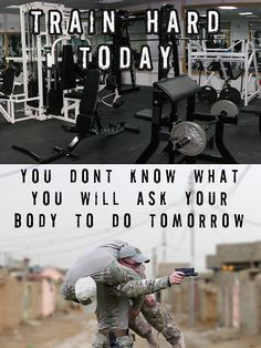 Police workout motivation poster
