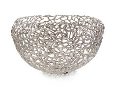 Entwined Nickel Bowl - Accessories - Accessories & Botanicals - Our Products