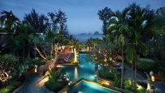 L'Amari Vogue, un bel hôtel de style Thailandais à Krabi