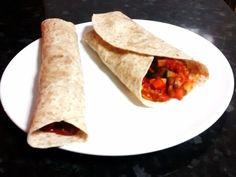 Segundos Burritos sanos e integrales