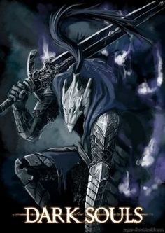 Artorias of the Abyss by Super-Furet