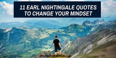 11 Earl Nightingale Quotes That Will Change Your Mindset