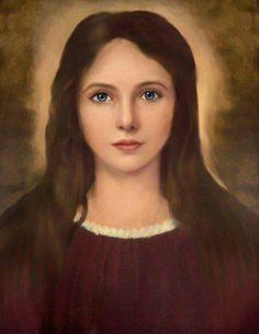 Saint Philomena Catholic Art, Catholic Saints, Patron Saints, Roman Catholic, Religious Art, Catholic Wallpaper, Assumption Of Mary, Lives Of The Saints, Saint Dominic