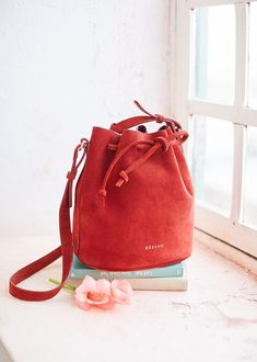2b692b7cef4 Sézane - Farrow Bag French Girls, French Girl Style, Small Leather Goods,  Miuccia