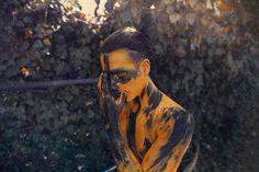 The Past Photographer/Model: Kavan Cardoza - Kavan the Kid @kavanthekid #DarkBeauty #DarkBeautyMag #photography by darkbeautymag