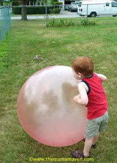 Wondering What the Wubble Ball Is? Check out our review. #kids @wubbleball