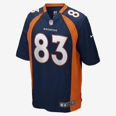 NFL Denver Broncos (Wes Welker) Kids' Football Alternate Game Jersey