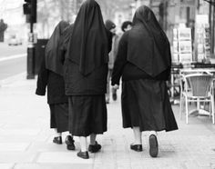 nuns  - wonderful women of God
